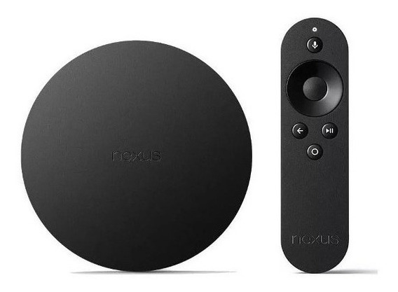 Tv Box Asus Nexus Player Streaming Full Hd Android - Novo