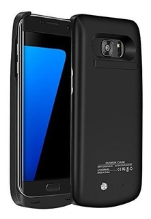 Funda De Batería Galaxy S7 Edge, Accerzone Banco De Energía