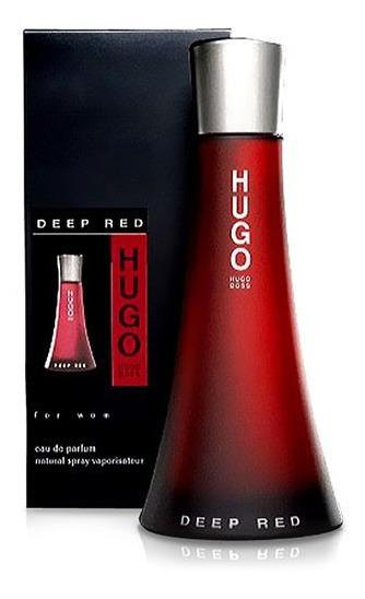 Perfume Hugo Boss Deep Red Eau De Parfum Feminino