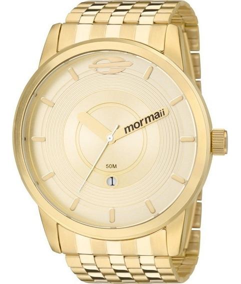 Relógio Mormaii Maui Masculino Mo2115ac/4d
