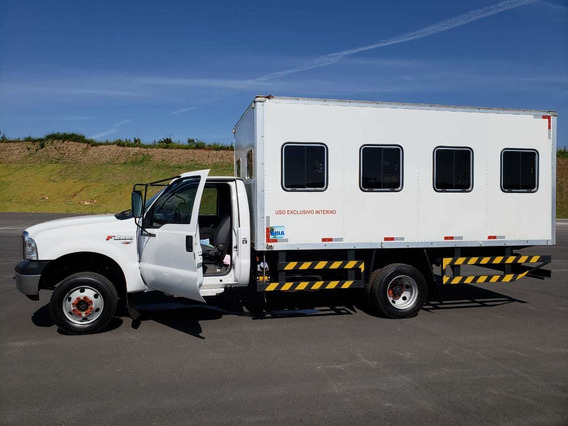 Ford F4000 4x4 Ano 2019 Cabine Suplementar 19 Lugares 4x4