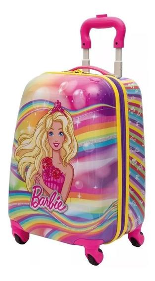 Mala/malinha Barbie19pc 360° Graus Original G Sestini 2019 Escolar Infantil