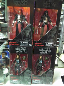 Star Wars Jaina The Black Series Tmc C/u