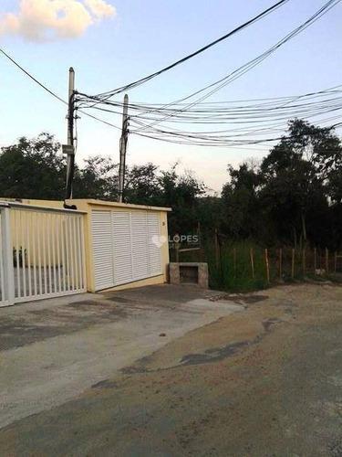Terreno À Venda, 663 M² Por R$ 150.000,00 - Maria Paula - São Gonçalo/rj - Te3505