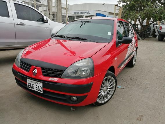 Renault Symbol 2005 Motor Recien Reparado Full Extras Nuevo