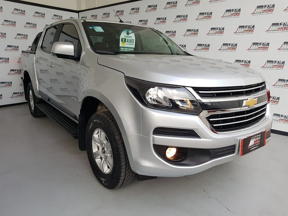 Chevrolet S10 Pick-up Lt 2.5 Flex 4x2 Cd Aut 2018