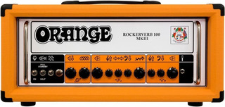Orange Rockerverb 100 Mkiii 100-watt 2 Canales Tube Head ®