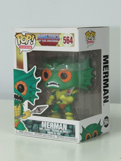 Funko Pop Merman - He-man