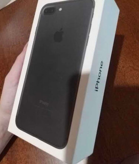 iPhone 7 Plus 32 Gb Preto