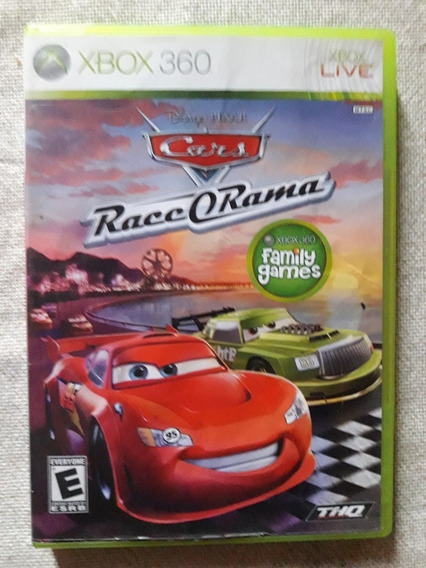 Cars Race O Rama Xbox 360