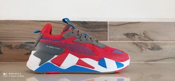 Tenis Puma Toys Rsx Red