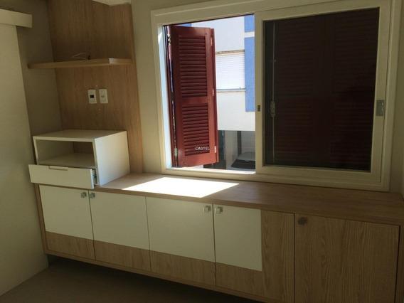Apartamento Em Menino Deus Com 1 Dormitório - Ca3013