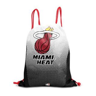 Sacola Mochilete Bolsinha Miami Heat Nba Time Basquete