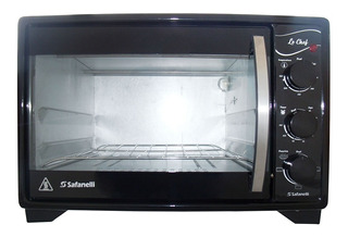 Forno Elétrico Branco Safanelli Le Chef 45l Frete Grátis