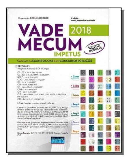 Vade Mecum Impetus Para Oab E Concursos 2018
