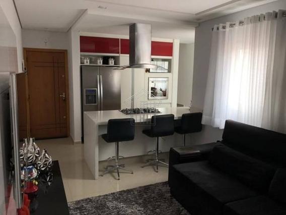 Apartamento Em Condomínio Cobertura Para Venda No Bairro Vila Alzira, 3 Dorm, 2 Vagas, 146,00 M - 11357gi
