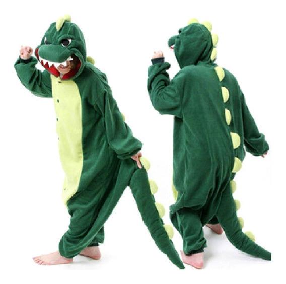 Kigurumi Pijama De Dinosaurio