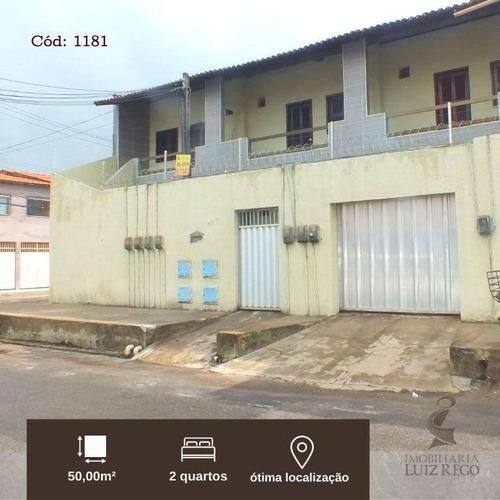 Ap1223 - Aluga Apartamento Cajazeiras , 2 Quartos, Sem Taxa De Condomínio. - Ap0286