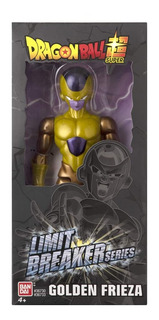Muñeco Dragon Ball Super 30 Cm Golden Freezer 36730