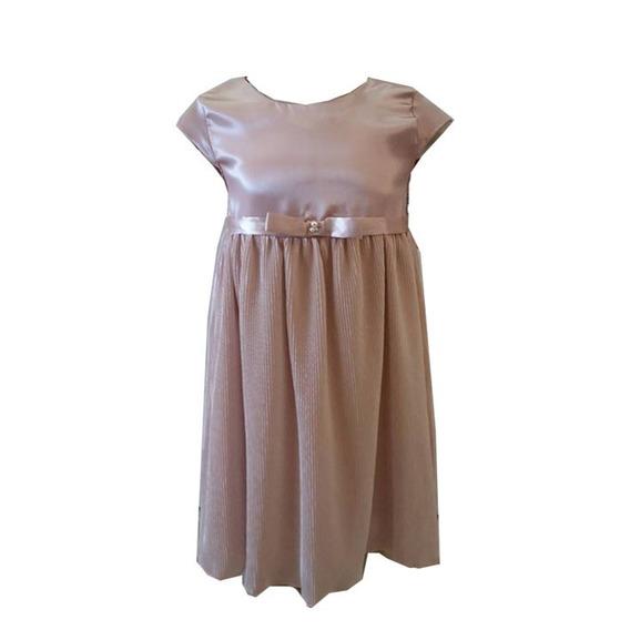 Vestido De Festa Feminino Infantil Menina- 012551