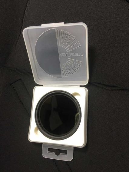 Filtro Nd Variável 58mm Kef Concept (nd2-400)
