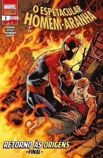 Gibi O Espetacular Homem-aranha: Retorno Às Origens - Final