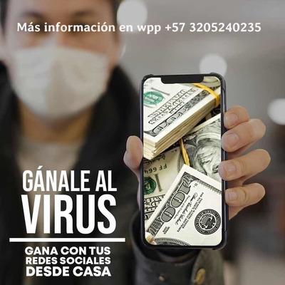 Gana Dinero Desde Casa Y Aprende Marketing Digital!