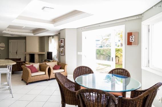 Casa Em Jurerê Internacional, Florianópolis/sc De 300m² 5 Quartos Para Locação R$ 12.000,00/mes - Ca528060