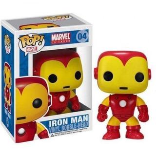 Funko Pop Iron Man Marvel 04 Baloo Toys