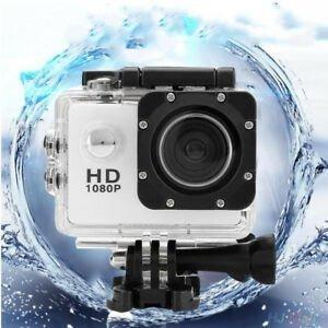 Câmera Sports Cam 2-inch Screen 1080p- Camera Mergulho