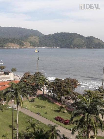 Cobertura Com 4 Dormitórios À Venda, 300 M² Por R$ 1.300.000 - Ponta Da Praia - Santos/sp - Co0069