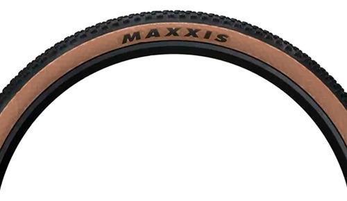 Pneu Maxxis Ikon Exo Tr 29x2.20 Tubeless Mtb Kevlar Café
