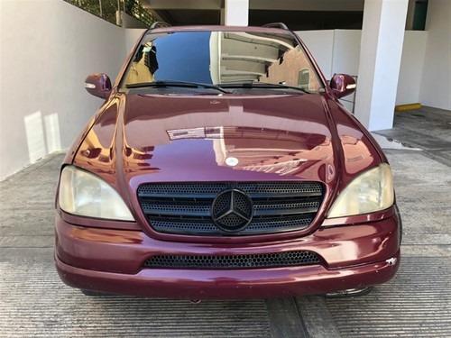 Mercedes Benz Clase M