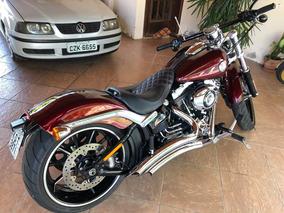 Harley Davidson Breakout 2015 Novíssima