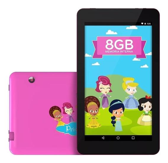Tablet Infantil Carrinhos Ht705 Android 7.1 8gb Lançamento