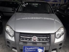 Fiat Palio Adventure 1.8 16v Flex Dualogic 2012