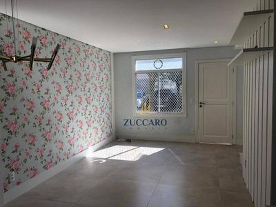 Sobrado Com 2 Dormitórios À Venda, 88 M² Por R$ 650.000 - Parque Renato Maia - Guarulhos/sp - So4183