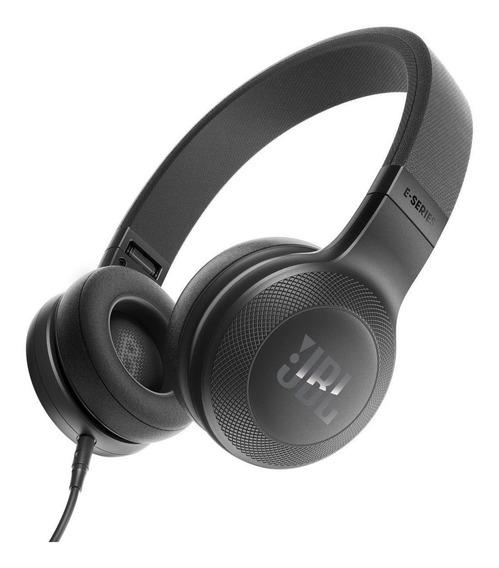 Jbl E35 Fones De Ouvido Intra-auriculares-preto
