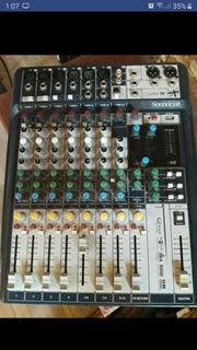 Consola De Sonido Soundcraft Signature 10