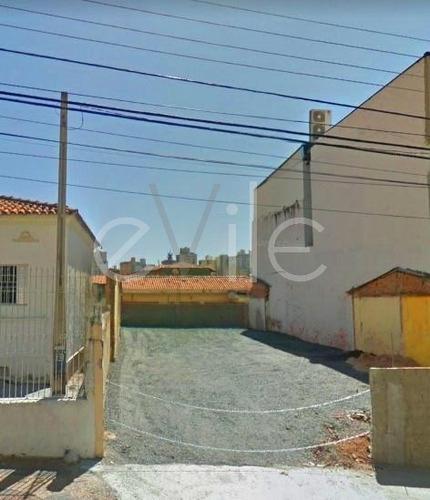 Terreno À Venda Em Botafogo - Te007467