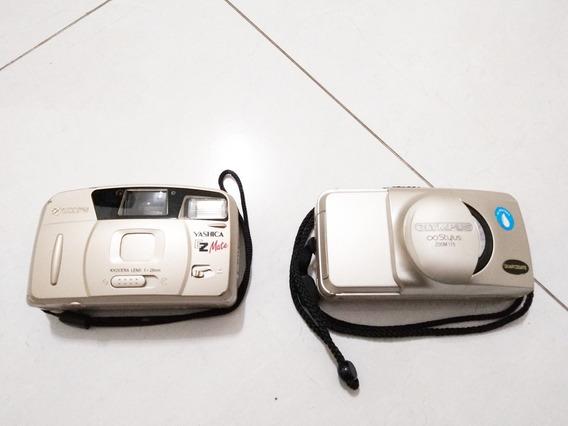 Lote De 2 Câmeras Antigas