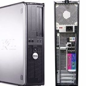 Computador Dell Optiplex 380 Core 2 Duo 4 Gb Ddr3 Hd 250gb
