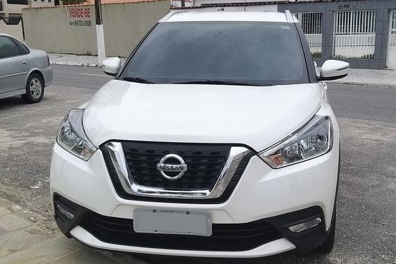 Nissan Kicks Sv Cvt Xtronic