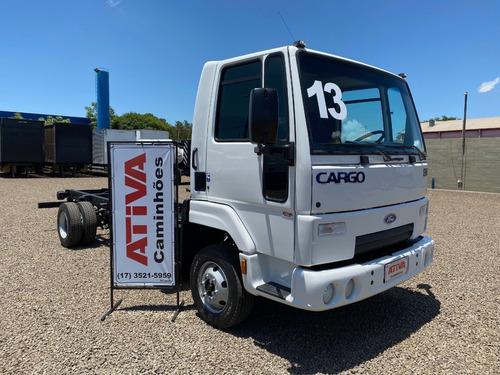 Ford Cargo 816 4x2 2013/2013 - Ativa Caminhões
