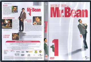 .: Dvd Mr. Bean 01 :: Comedia !!!