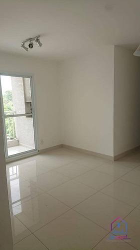 Apartamento Com 2 Dormitórios À Venda, 62 M² Por R$ 480.000,00 - Parque Das Flores - São Paulo/sp - Ap0484