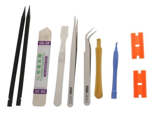 Imagen 1 de 5 de 10 Destornilladores In1 Repair Opening Pry Tools Kit Para