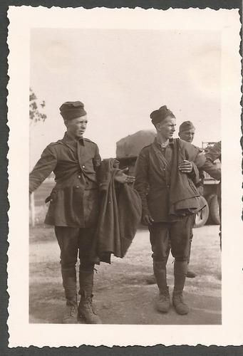 Imagen 1 de 1 de 2º Guerra Alemania Foto De Soldados Alemanes - 603