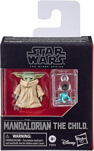 Star Wars The Black Series The Child 1.1-inch The Mandalo...