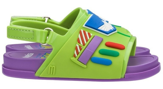 Mini Melissa Beach Slide + Toy Story Original R32782 Unisex